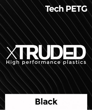 xTRUDED Tech PETG Black