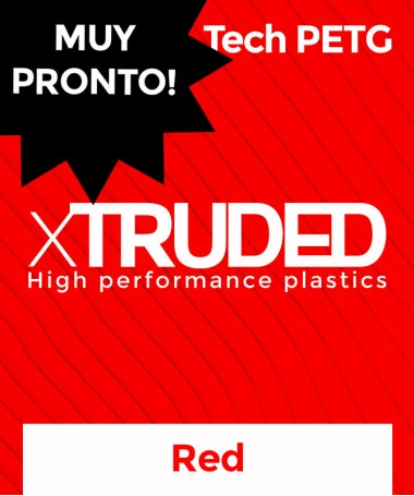 xTRUDED Tech PETG Red